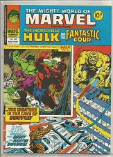 Mighty World of Marvel / Incredible Hulk : comic book #301 from July 1978