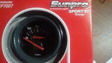 Sunpro Sport St Gauge/Volt Meter Cp7007 Illuminated Pointer