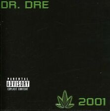 Dr Dre The Chronic 2001 (Explicit) CD