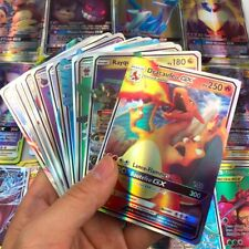 Lot 100 carte Pokémon Françaises brillante neuve, GX, Possible Rare, Ultra-rare