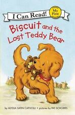 My First I Can Read: Biscuit and the Lost Teddy Bear by Alyssa Satin Capucilli (