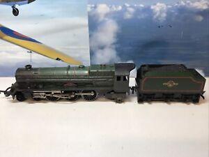 Triang Princess Elizabeth Locomotive Working But Spares Or Repair