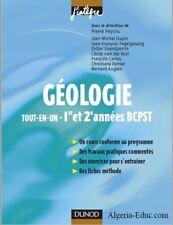 Geologie - Tout en un - 1ière et 2ième année BCPST - Dunod -PDF