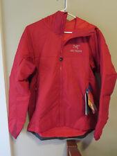Mens New Arcteryx Atom LT Hoody Jacket Size Medium Color Toreador