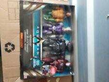 Mattel Aquaman vs ORM, Black Manta, General Murk 4 Piece Action Figure Set FYH40