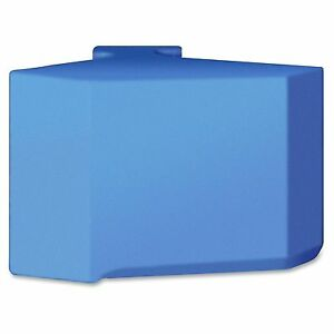 Lorell Door Wedge - Foam - Blue (llr-42590) (llr42590)