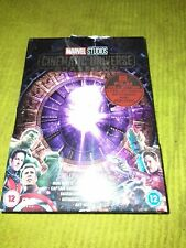 MARVEL STUDIOS CINEMATIC UNIVERSE PHASE 2 COLLECTOR'S (6 DISC DVD BOXSET)