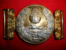 The Royal Inniskilling Fusiliers Officer's Waist Belt Clasp 1881-1901 Buckle
