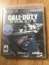 Call Of Duty Ghosts Ps3 PlayStation 3 Cib Game XP1