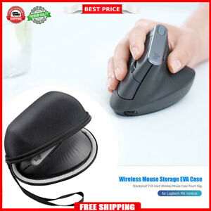 Stoßfeste EVA Hard Wireless Mouse Case Tasche für Logitech MX Vertical Maus
