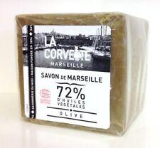 Savon de Marseille véritable à l'huile d'olive certifié Ecocert