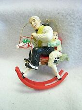 Saturday Evening Post Rocking Horse Ornament