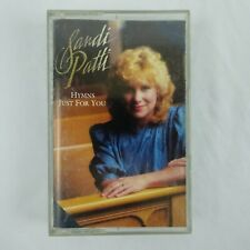 Sandi Patti Cassette Hymns Just For You