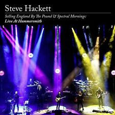 Selling England By The Pound & Spectral Mornings: Live At Hammersmith Audio CD