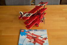 LEGO Mod. Nr. 10024 Red Baron - Roter Baron - Fokker