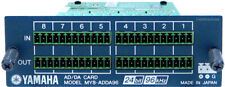 Yamaha MY8-ADDA96 8-Kanal I/O Card DM2000 M7CL PM5D 02R96 01V96 + GEWÄHR!