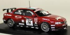 Spark 1/43 Scale - S0477 Alfa Romeo 156 #16 WTCC 2004 Morbidelli Resin Model Car