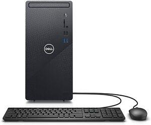 Dell Inspiron 3880 Desktop, Intel i5-10400, 8GB DDR4, 128GB SSD +1TB 7200rpm HDD