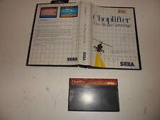 Sega Master System   Choplifter
