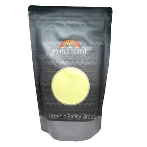 Organic Barley Grass Powder - 1 LB or 16OZ - Free Shipping