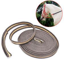 8M Horse Lunge Line Large Dog Training Lead Webbing Equestrian Horse Rope Po Fe