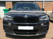 BMW F15 F85 X5M Style Kidney Grill Grille Grills Gloss Black 2014 ONWARDS