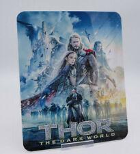 THOR The Dark World - Glossy Bluray Steelbook Magnet Cover (NOT LENTICULAR)