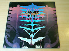 EX/EX- !! Canned Heat/One More River To Cross/1973 Gatefold LP/USA Issue