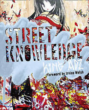 STREET KNOWLEDGE by King Adz : WH2-R2D : HB698 : NEW BOOK