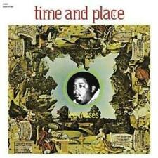 LEE MOSES: TIME & PLACE (LP vinyl *BRAND NEW*.)