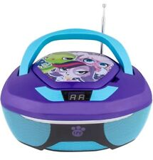 Littlest Pet Shop CD Boombox ( Damaged box)