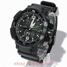 Casio G-SHOCK SKY COCKPIT GW-A1100-1A3JF Military Multiband 6 Watch New Japan