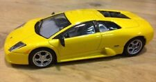 Italian EF05 Lamborghini Murcielago - Yellow - 1/43 Scale Bubble Pack - 1st Post