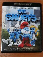 The Smurfs (4K Ultra HD and Blu-ray) Neil Patrick Harris - No Digital