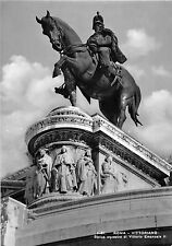 BF39276 roma italy victor emmanuel equest sculpture  horse cheval animal animaux