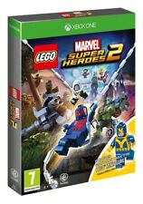 Lego Marvel Super Heroes 2 Minifigure Edition for Xbox One XB1 - UK Preowned