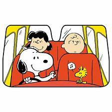 Car Sunshade Sun Shade Snoopy Drive 75x130cm Bonform Kawaii Compact Car