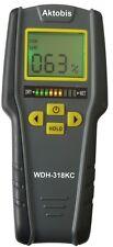 Aktobis Feuchteindikator Feuchtemesser Materialfeuchte Messgerät WDH-318KC