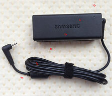 Original OEM Samsung AC Power Adapter Supply Charger ATIV Book M NT110S1J-K03HK