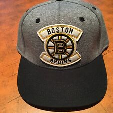 Boston Bruins Fitted Hat CCM