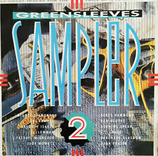 VINYL - SAMPLER GREENSLEEVES 12 GREAT TRACKS FOR THE PRICE OF A 12 INCH / A /