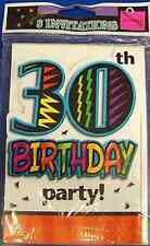 Still Wild At... 30 30th Adult Happy Birthday Party Invitations w/Envelopes