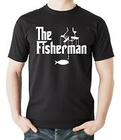 Fishing T-Shirt Gift For Fisherman Tee Shirt Camping Fishing shirt