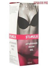 Stimul8 Aftershave für Frauen Bikinizone Intimrasur Intimpflege alkoholfrei 50ml
