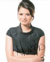 "Melonie Diaz ""Charmed"" AUTOGRAPH Signed 8x10 Photo C ACOA"