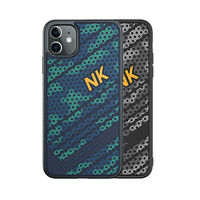 Nillkin Striker,Sports Style 3D Simple Texture Case Cover For iPhone 11