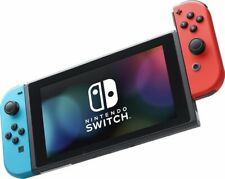 Nintendo Switch Bundle With / Mario Party and Case