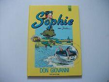 BD Sophie - N°18 - Don Giovanni - EO - Jidéhem