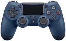 PS4 DualShock 4 V2 Wireless Controller - Midnight Blue.
