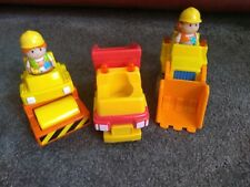 Elc Happyland Construction Vehicles and Figures